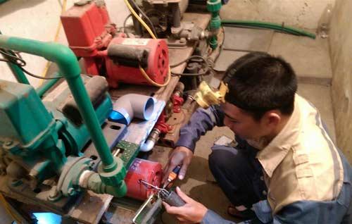 sửa chữa điện nước tai Long Biên