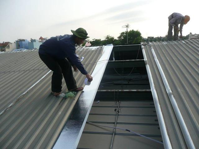 Các vật liệu cách nhiệt sẽ giúp điều hòa tiết kiệm điện hơn