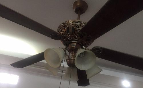 đèn quạt trần