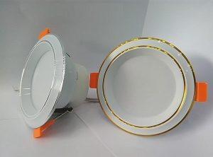 lắp đặt đèn led âm trần