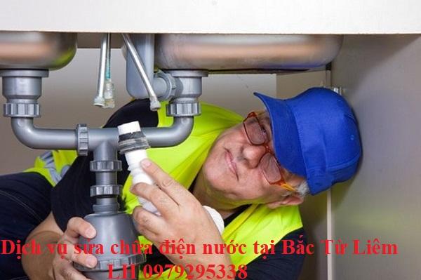 sửa chữa điện nước tại bắc từ Liêm
