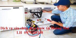sửa chữa điện nước tại hoàng mai