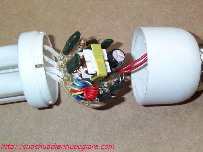 Sơ đồ mạch điện bóng đèn