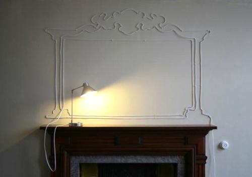 đi dây điện nổi trong nhà