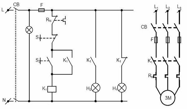 hướng dẫn các đọc sơ đồ mạch điện