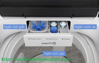 Detergent trong máy giặt là gì?