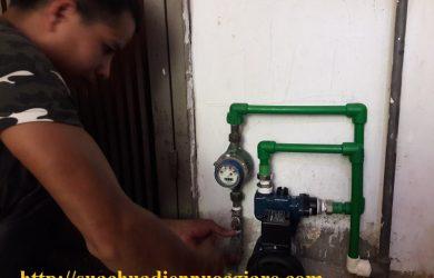 Sửa chữa máy bơm nước tại quận Tây Hồ