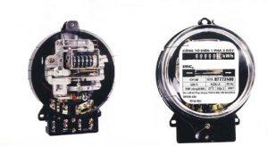 Cấu tạo đồng hồ điện