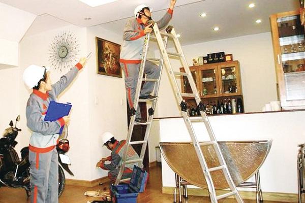 sửa chữa điện nước tại Đường Láng