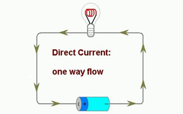 Vậy điện 1 chiều có giật không?
