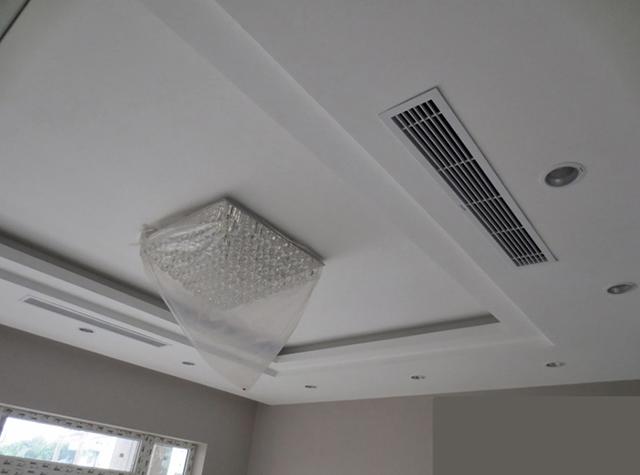 Điều hòa âm trần nối ống gió được dùng rất phổ biến