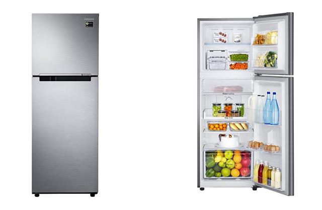 Phần khung tủ lạnh là những gì chúng ta có thể nhìn thấy bên ngoài