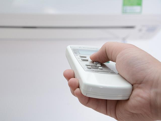 Tắt điều hòa đúng cách giúp tiết kiệm điện