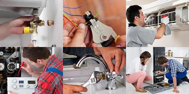 sửa điện nước tại đống đa