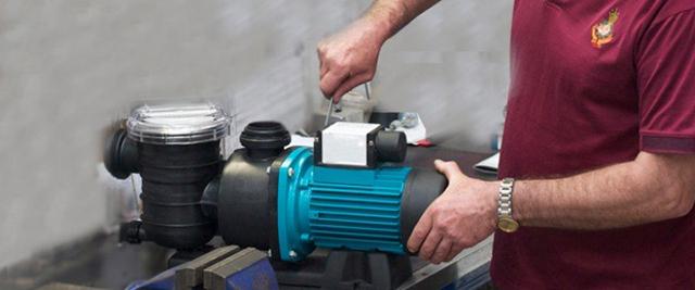 Các lỗi thường gặp ở máy bơm nước