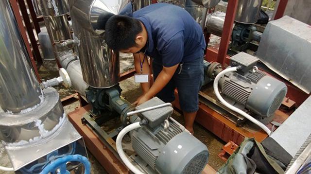 Dịch vụ sửa máy bơm quận Đống Đa của Kiên Cường