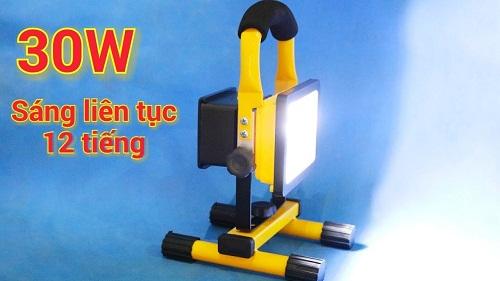 bóng đèn tích điện 30w