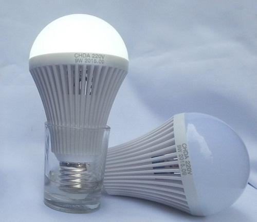 bóng đèn tích điện 9w