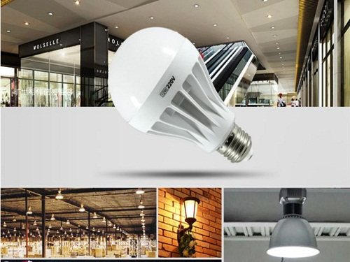 bóng đèn tích điện là gì