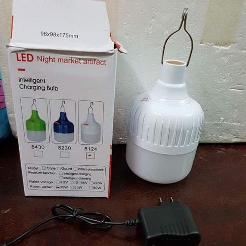 cách sạc bóng đèn tích điện