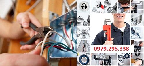 sửa chữa điện nước