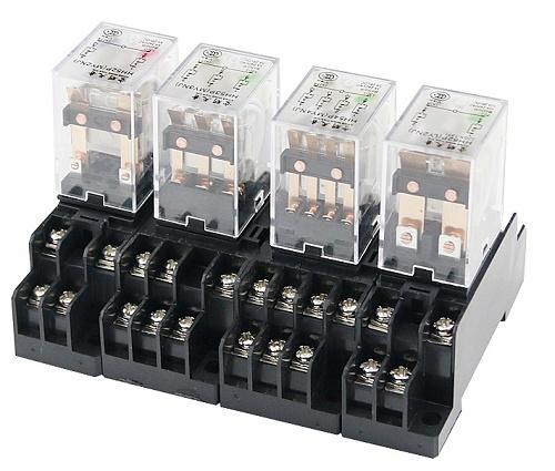 Công dụng của relay trung gian